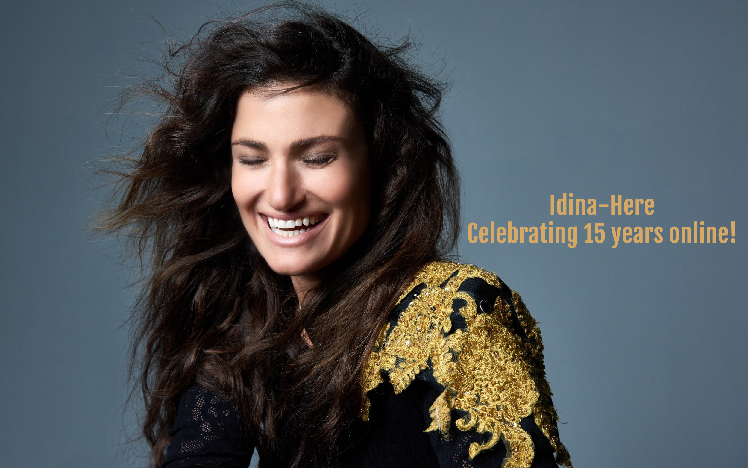 Idina-Here is 15!